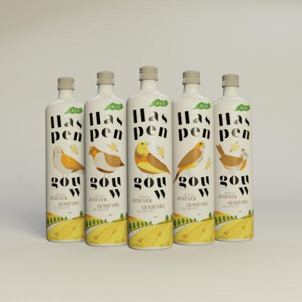Haspengouw packaging