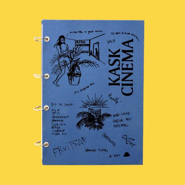Kask Cinema guest book